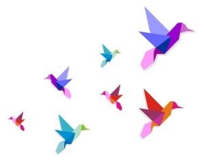 oragami-birds